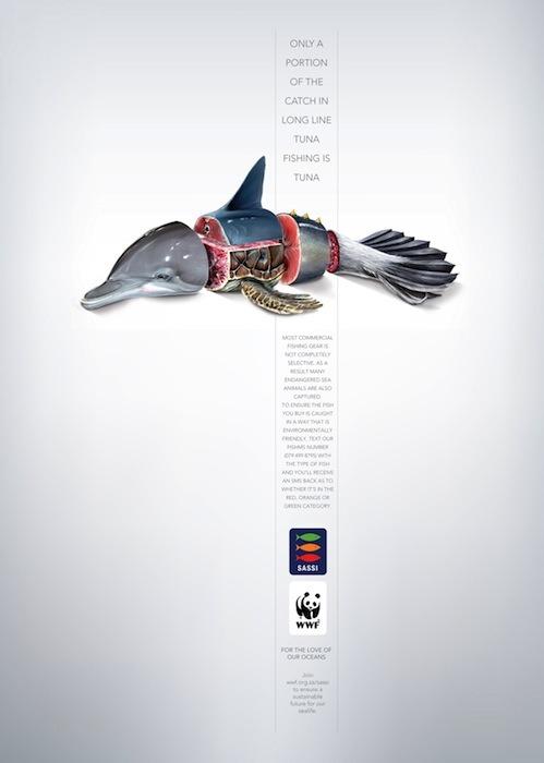 WWF Sassi campaign