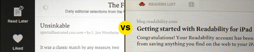 Readability, Instapaper, the Network
