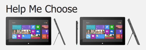Microsoft's second-class Surface