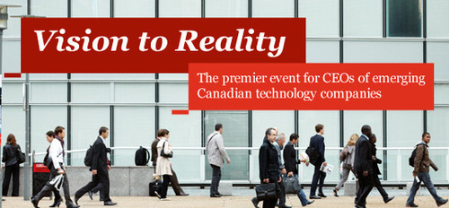 Vision to reality conference promo image