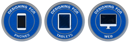 Badges for multi-device use