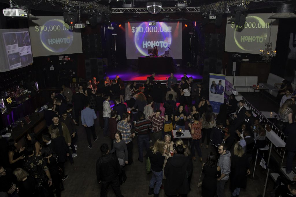 The crowd at HoHoTO 2017.