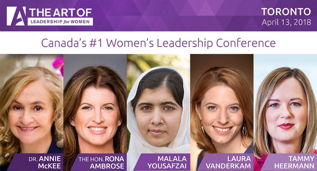 Banner for The Art of Leadership for Women