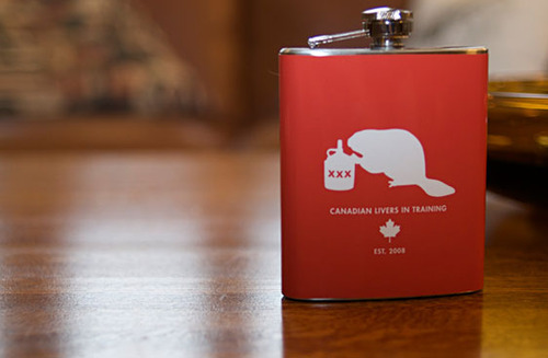 CanLIT flask
